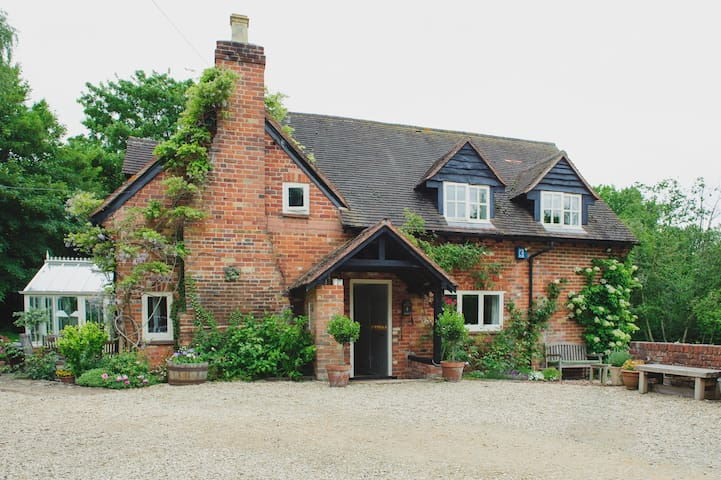 A beautiful English cottage (1) - Binfield Heath - Apartamento