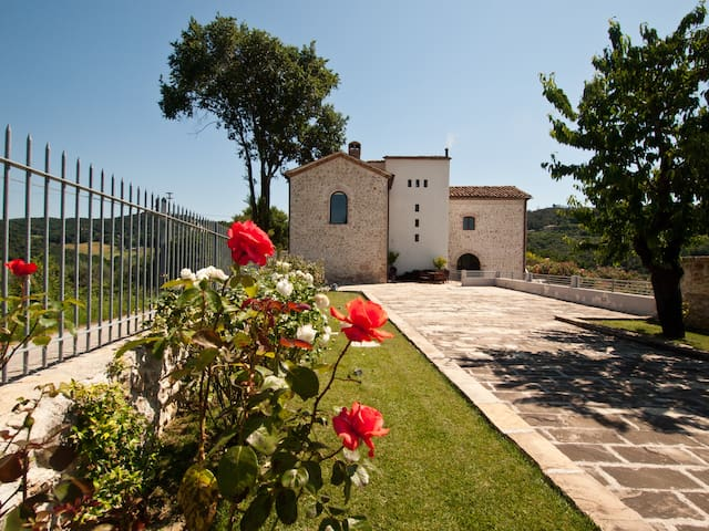San Rocco's Villa, close to Narnia - Narni - Villa