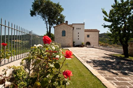 San Rocco's Villa, close to Narnia - Narni