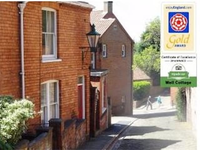 Well Cottage Lincoln - best location for your stay - Lincoln - Townhouse