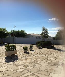 Bungalow serca de golf Panoramica i Restaurante - Castelló - Domek parterowy