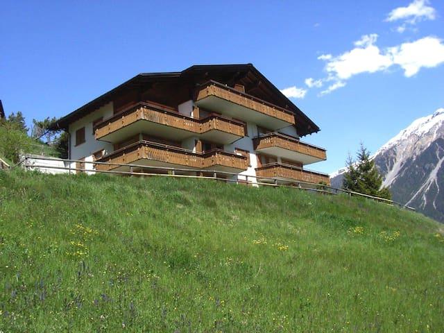 Apartment Eva in Davos - Schmitten