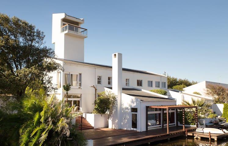 Unique Lakeside House