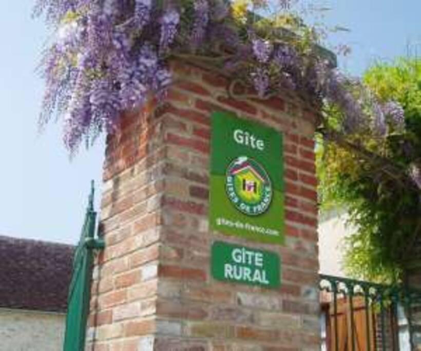 Gîte de France N° 89G255