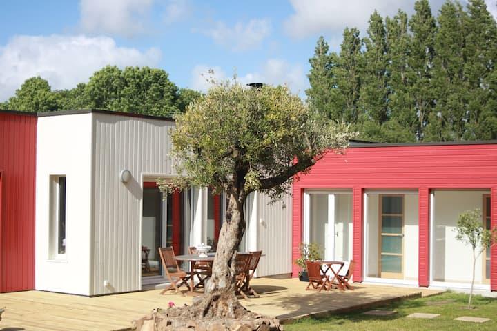 Chambre cosy dans le Morbihan
