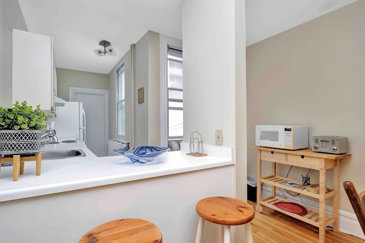 Boho Chic Downtown 2 Bedroom near Parliament