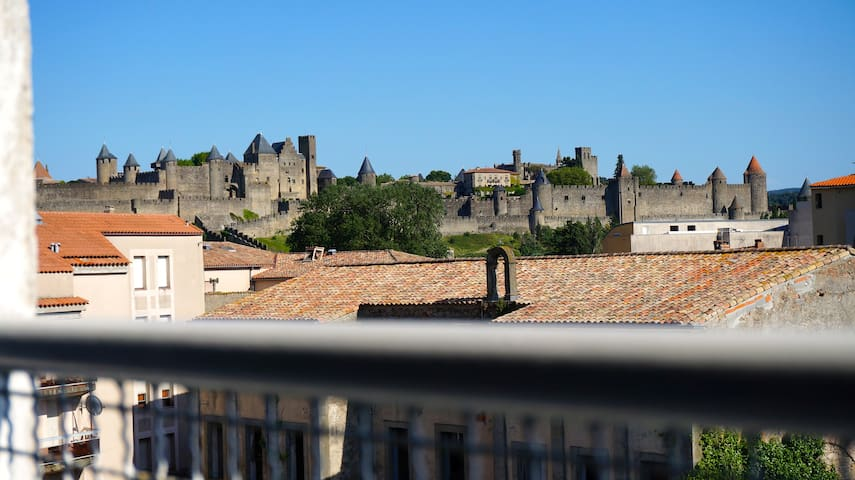 appartement CARCASSONNE,Gambetta , - Carcassonne - Apartament