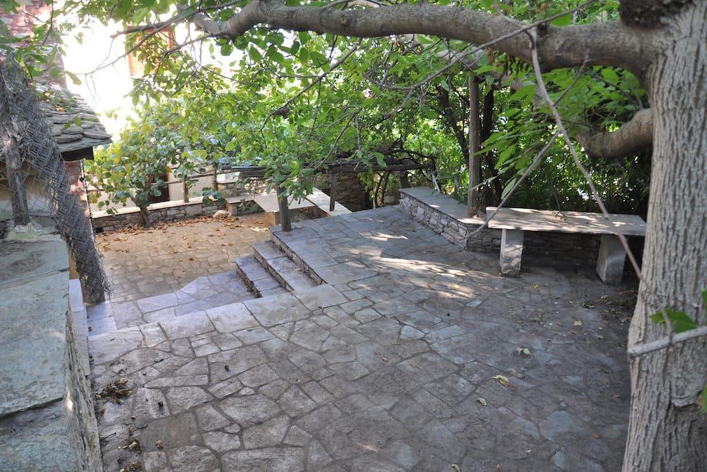 Η αυλή