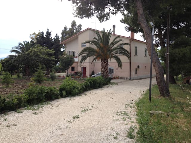 country house apartment in Termoli - San Martino in Pensilis - Daire