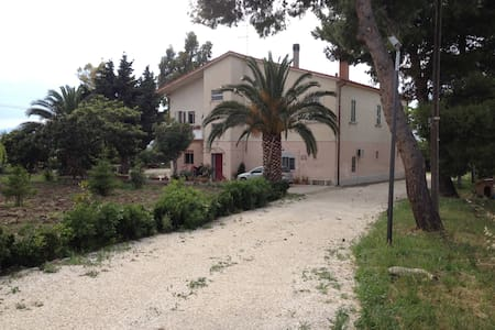 country house apartment in Termoli - San Martino in Pensilis - Byt