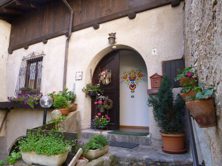Villa Gobbo Val di Non-Tn  cipat 022173-at-058887