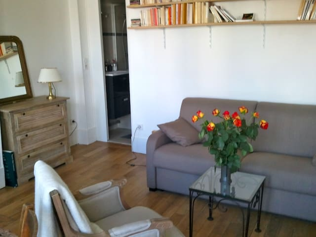 6 minutes from the heart of Paris - Vincennes - Departamento
