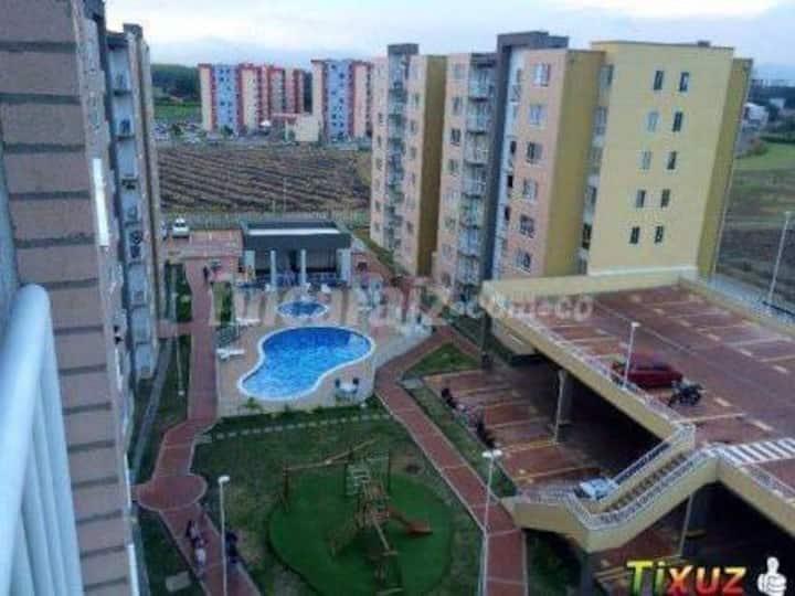 apartamentomaranta excelente ubicación en palmira