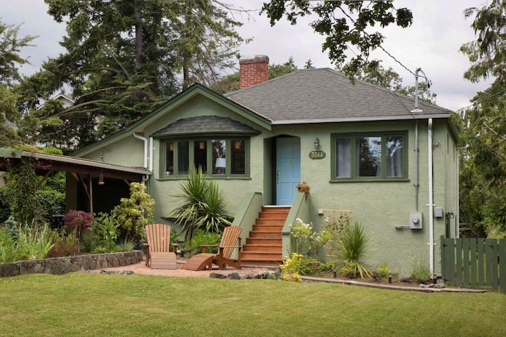 The Colquitz Cottage Suite