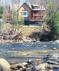 Riverside Adirondack Retreat  - Avon - Ev
