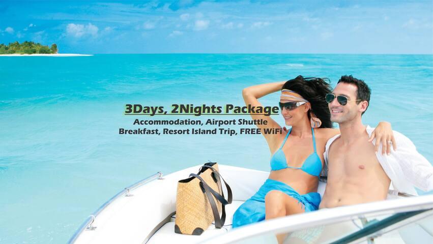 Maldives Luxury Resort Trip Package