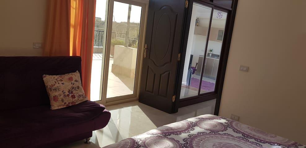 confortable  et charment  appartement au caire