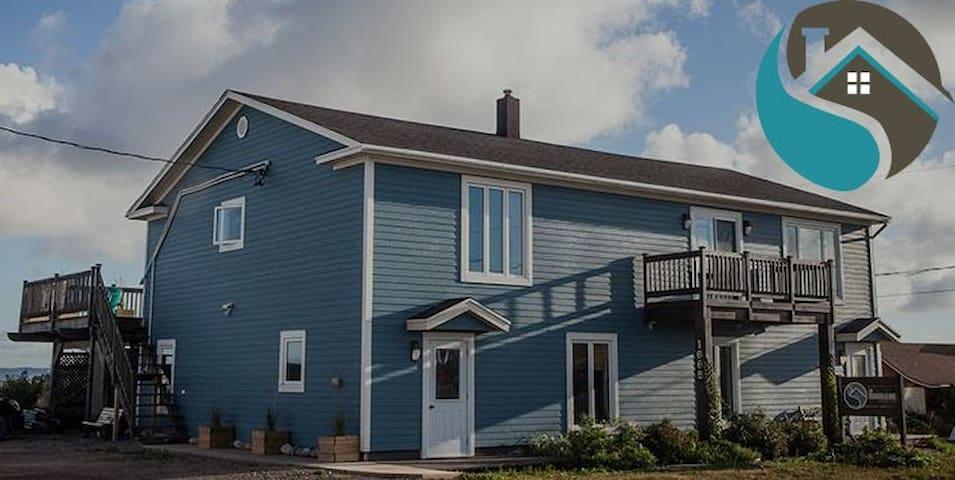 Logement (maison) Gîte La Madeleine - Les Îles-de-la-Madeleine - Apartemen