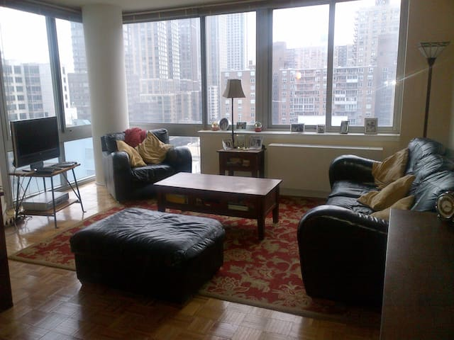 NYC Lincoln Center Area - New York - Appartement