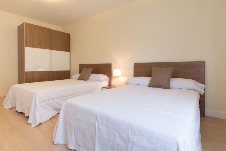 BBC Rooms Hab. 2 o 4 personas - Madrid - Condominium