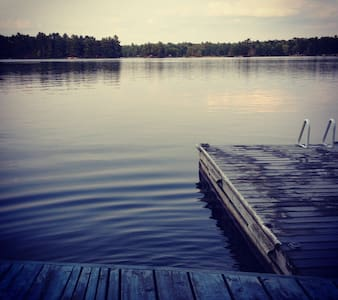 Beautiful Muskoka Island Cottage - Severn - Kabin