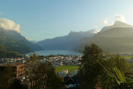 B&B with Lakeview (near Lucerne) - Brunnen SZ - Bed & Breakfast
