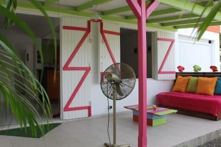 Little Paradise 2/4 P Guadeloupe - Le Gosier - Appartamento