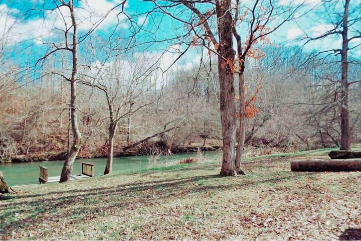Escape to Harmony Ranch! Swim, fish, grill, relax