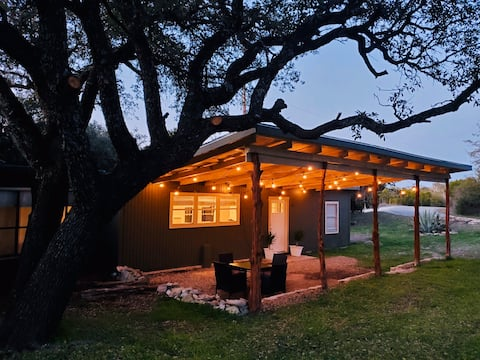 Secluded/180° views/fire pit/near Fossil Rim