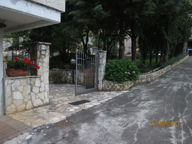 Casa Unica nel Parco del Cilento - Sanza - Vila