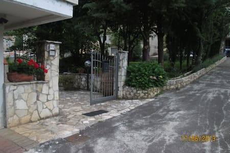 Casa Unica nel Parco del Cilento - Sanza