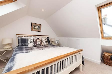 Owls Loft apartment with good access to Cambridge - Linton - Lejlighed