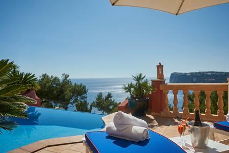 Las Escaleras – Lucia 70 C – Sea View/Private Pool