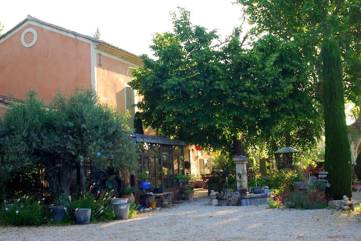 charming cottage - Monteux - Apartment