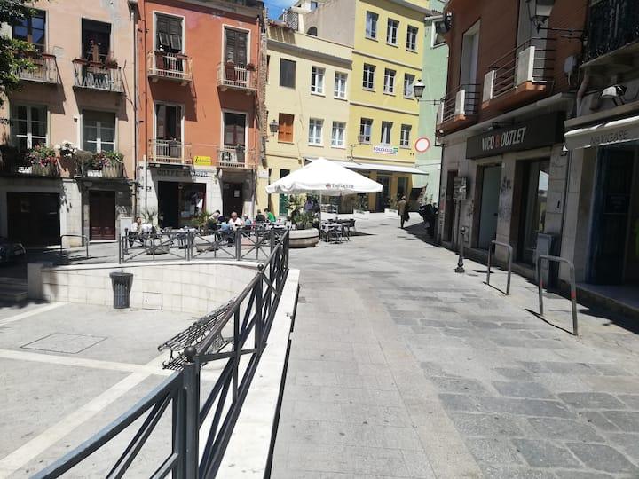 Appartamento nel cuore antico della città
