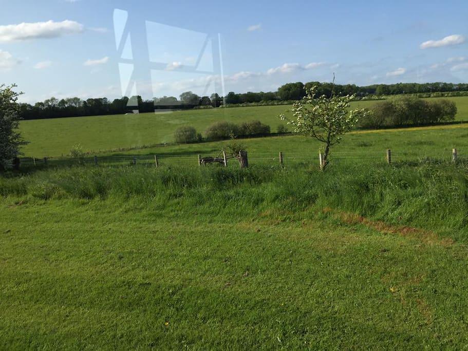 Beautiful countryside location