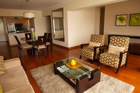 Beautiful Penthouse in Miraflores