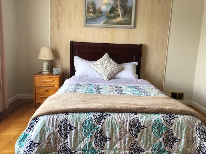 Cozy SSF Private bedroom