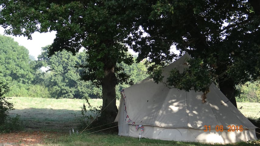 Bell Tent - Saint-Fromond - Tenda