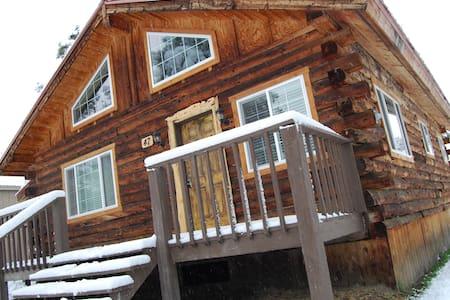 Artist's Ecclectic Cabin - Pagosa Springs