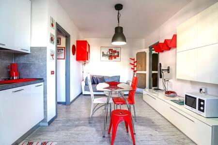 Appartamento Design Corallo