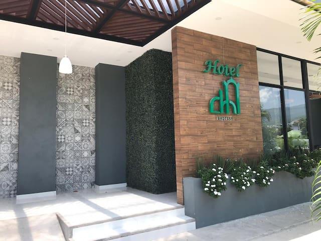 Habitación en Hotel Chiapas Hotel Express
