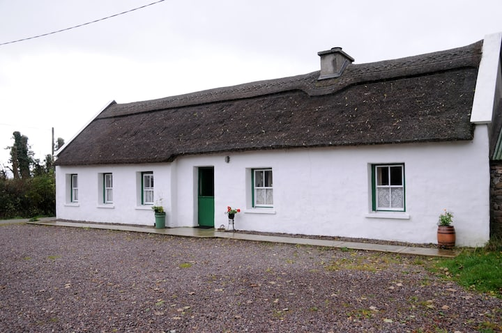 The Thatched Cottage on The Wild Atlantic Way