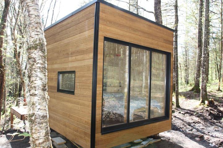 Magnifique mini-gîte Le Petit Nid (tiny house)!