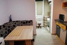 Mangalia Apartment 2-3 camere la cheie