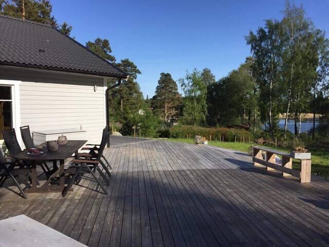 Vakantiehuis Zweden - Regio Stockholm op Blidö