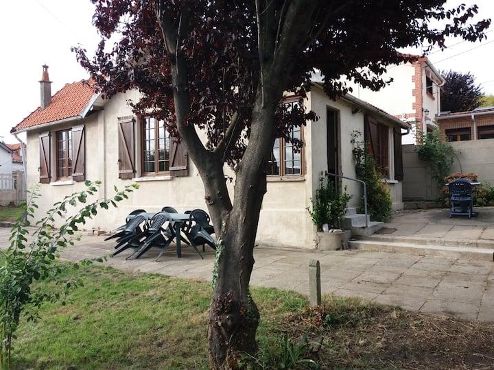 Maison avec jardin à Mers les Bains