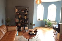 stylische 2-Zimmer Altbauwohnung zentral