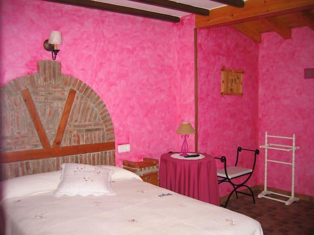 habitacion matrimonial  con baño