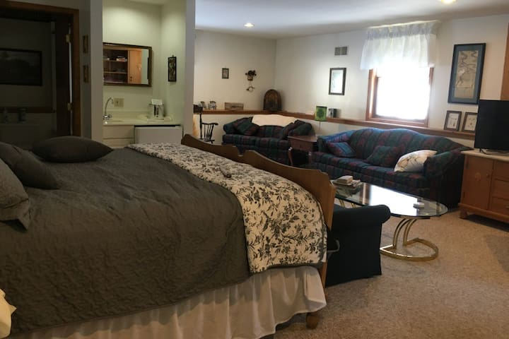 Carriage Inn - McKinley Suite